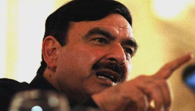 Happy to see crowd despite rain, will join Imran to prove poor 'in power': Rasheed