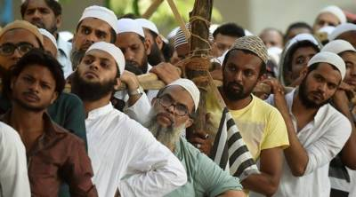 Indian Muslims fear being left off 'citizen list'