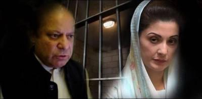 Nawaz Sharif held high profile secret meetings in Adiala Jail: Sources