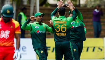 Pakistan cricket team creates historic world record