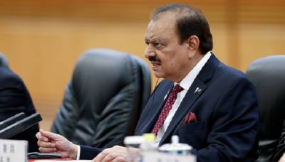 President Mamnoon Hussain in action over Nawaz Sharif's deteriorating health in prison