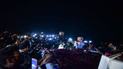 Shahbaz Sharif vows to unite occupied Kashmir with Pakistan if voted to power
