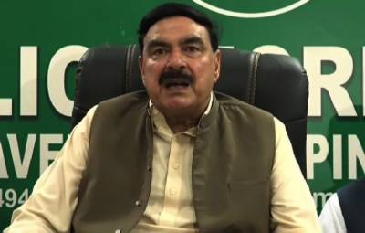 Sheikh Rashid gets a blow from Lahore High Court
