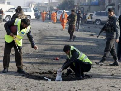 Multiple rockets fired into Kabul, Afghanistan