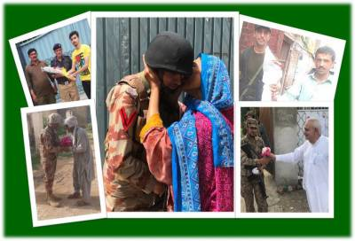 Pakistan Army thanks nation for love and respect for Armed