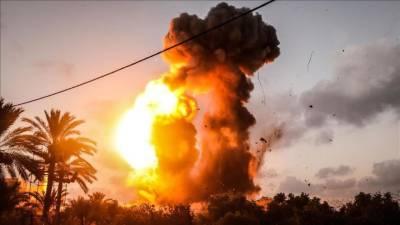 3 Palestinians martyred in Israeli attack on Gaza