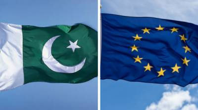 EU observers visit various polling stations in Sindh