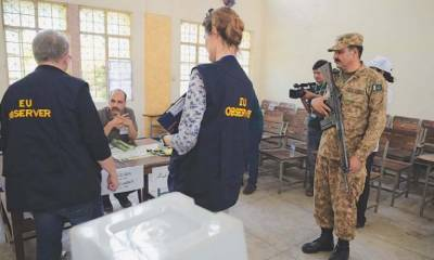European Union Observers Chief unveils report over General Elections 2018