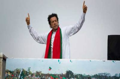 Imran Khan makes history in Pakistani politics