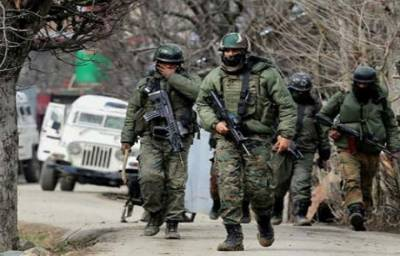 Indian troops martyr two Kashmiri youth in fresh act of state terrorism