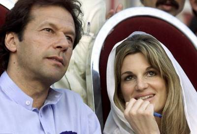 Jemima Goldsmith's emotional tweet over Imran Khan's victory