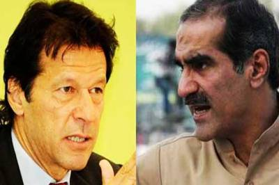 NA 131: Imran Khan Vs Saad Rafique elections final results announced