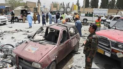 Turkey condemns Quetta suicide attack