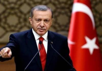 Erdogan warns US over sanctions threat