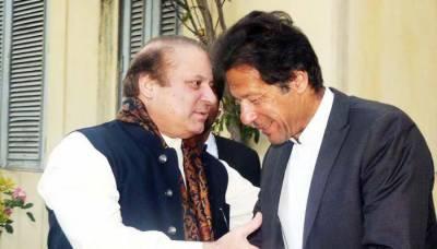 Imran Khan prays for speedy recovery of ailing Nawaz Sharif