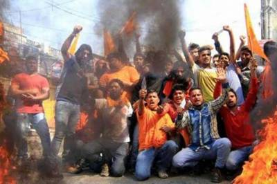 Incidents of mob violence on rise in India