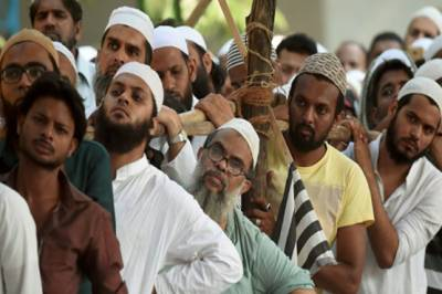 India stripped four million minority Muslims of citizenship sparking fears of mass deportation: Report