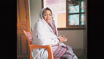 Meet Tanzeela - first Sheedi woman to be elected as member of Sindh Assembly