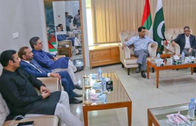MQM Pakistan to support PTI: Sources