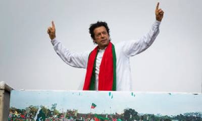 Now that he finally has power, Pakistan expects Khan to deliver