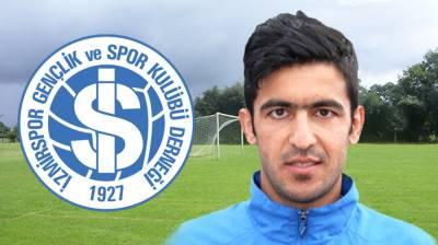 Pakistani footballer Kaleemullah signs for international team in Turkey