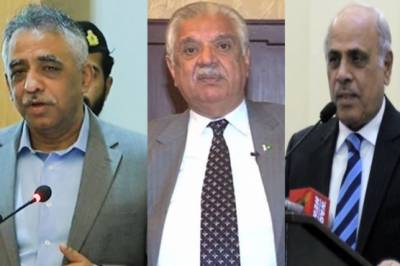 PML N governors will not resign immediately: Sources