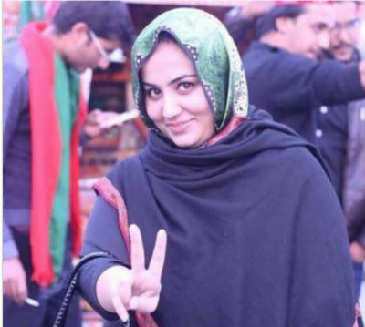 PTI MPA elect Dr Sumera Shams makes history in the politics of Pakistan