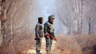 Three Indian soldiers killed in Occupied Kashmir