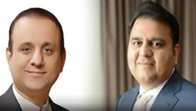 Aleem, Fawad frontrunners for CM Punjab slot