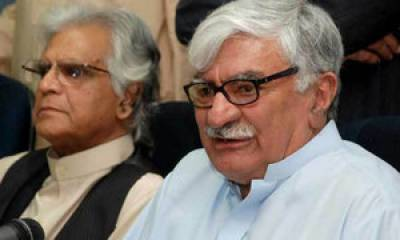 ANP rejects 'tainted' elections, call for re-polling