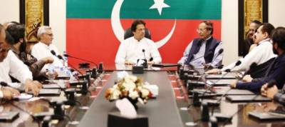 Ch Shujaat announces support for Imran Khan in center, Punjab