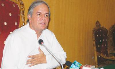 Hashmi sees a weak PTI govt that will be 'unable to deliver'