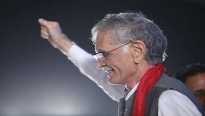 I'm a soldier of Imran Khan: Former CM Pervaiz Khattak