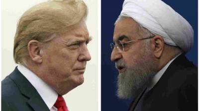 Iran rejects US President Donald Trump's offer