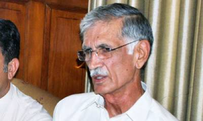 Khatak rejects grouping in PTI over nomination of Chief Minister