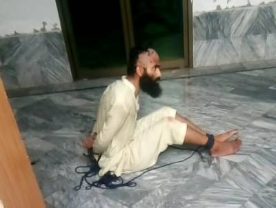 Mosque Imam caught red handed attempting to rape 3 years old student girl