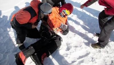 Pakistan Army rescues Russian mountaineer in a daredevil operation in Karakoram Range