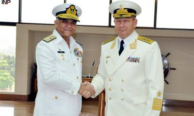 Pakistan Russia Navies takes a leap forward in bilateral cooperation