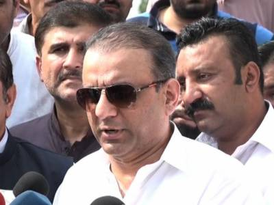 PTI Aleem Khan in hot waters