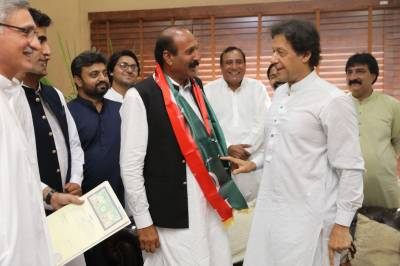 PTI is getting affadivit of loyalty signed from the independent MPA elect from Punjab: Report