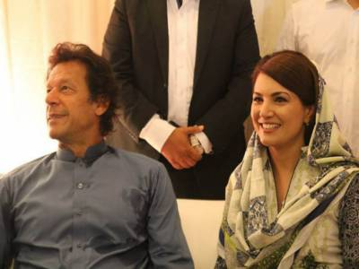 Reham Khan deny viral news piece about Imran Khan published under her name