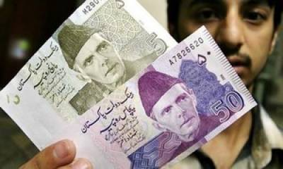 Rupee appreciates 3.1pc against dollar