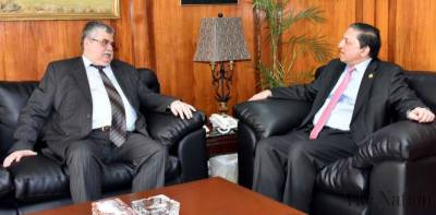 Russian Ambassador is grateful to Pakistan military authorities