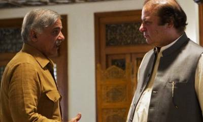 Shahbaz Sharif meets Nawaz Sharif in PIMS hospital: sources