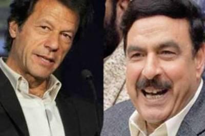 Sheikh Rashid's demand puts Imran Khan in jeopardy