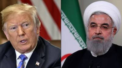 Trump ready to meet Iran's Rouhani without preconditions