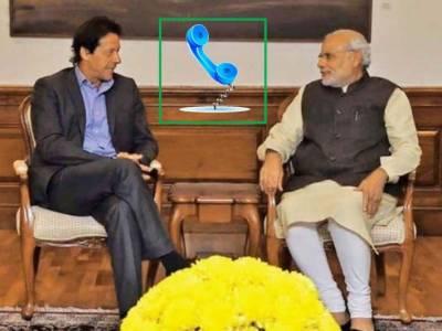 What Imran Khan told Indian PM Narendra Modi?
