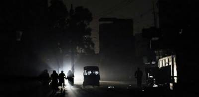 Blackout across Lahore, city plunged into darkness
