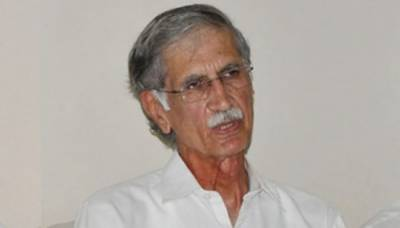 ECP to announce verdict in Pervez Khattak foul language case on August 9