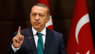 Erdogan phones Shehbaz